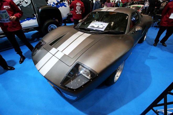 想要甚麼車都可以做給你 NATS GT-40-PS(MR-S)