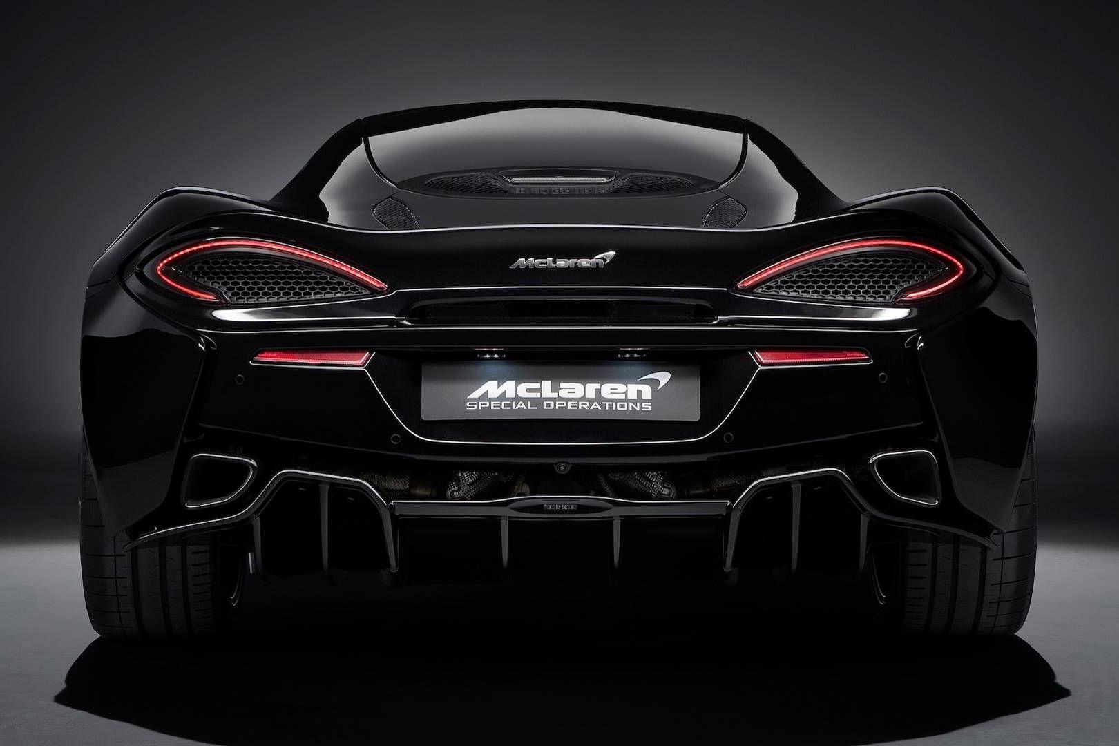 McLaren 570GT MSO Black Collection能達成傳說中的「純粹黑」嗎?