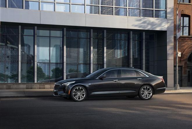 美利堅百年車廠最新高性能四門轎跑車 2019 Cadillac CT6 V-Sport導入全新V8雙渦輪引擎 馬力飇上550hp!!!
