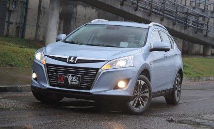 2014年度最佳國產SUV Luxgen U6 Turbo