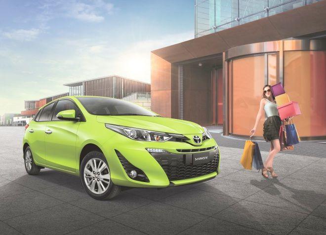 4月2日發表上市!小改款Toyota Yaris