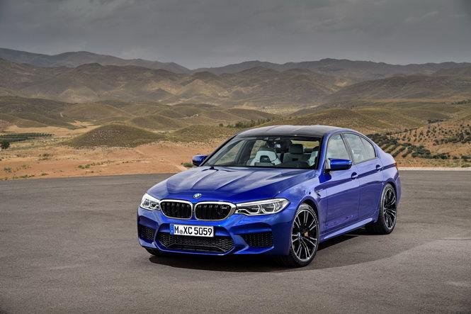四月開始生產 625匹馬力讓AMG E63 S不敢嘴 BMW F90 M5最強版本M5 Competition細節正在緩慢洩露中