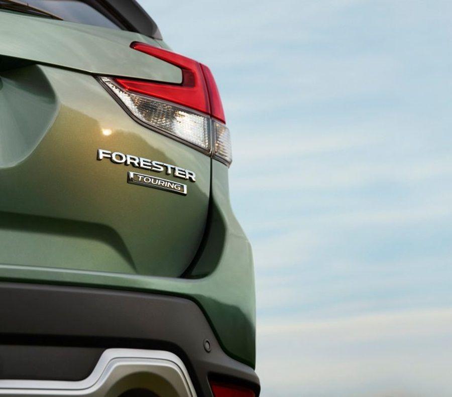 Subaru再度洩漏新森林人車尾照!