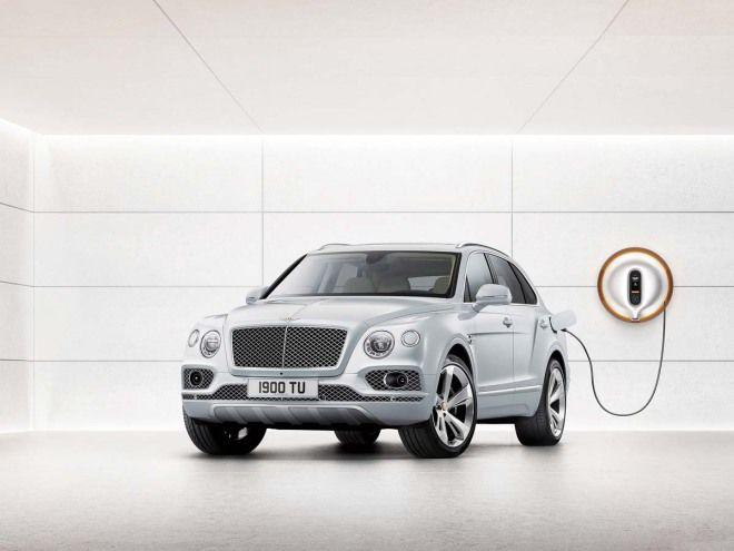 Bentley Bentayga Hybrid超級富豪也可以省省油