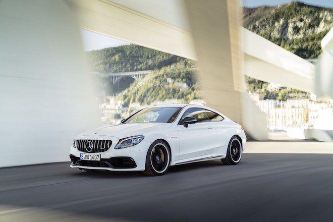 全新小改款性能跑房「Mercedes-AMG C63」駕到!變速箱與賽道科技同步優化