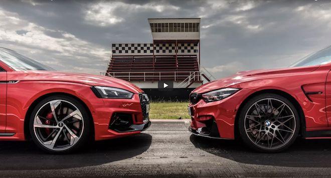 是BMW M4 Competition勢在必得,還是Audi RS5 Coupe揮旗舉勝?