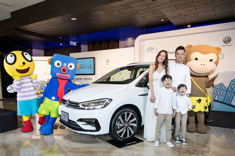 VW車迷要醬玩!!台灣福斯汽車攜手蘭城晶英酒店 以「Carstel」再創體驗新猷