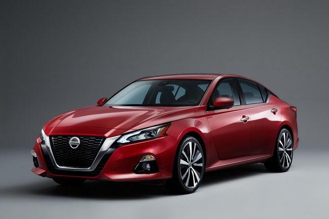 2018紐約車展:Nissan 全新2019 Altima狹帶新引擎與多項先進安全配備抵達紐約: Page 2 of 2