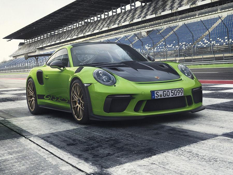 Porsche 911 GT3 RS原廠選配可能比你的車還貴!