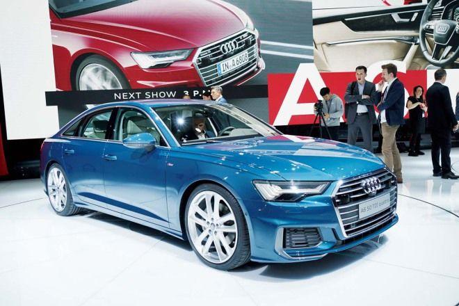 第八世代Audi A6科技掛帥