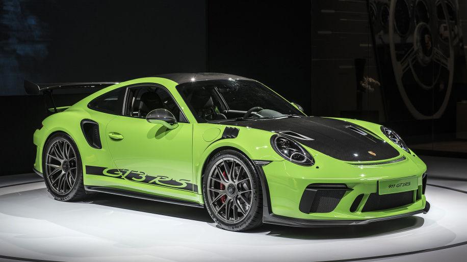 「紐約車展」全新911 GT3 RS不僅移植帶有NCAC導管的GT2 RS引擎蓋,其餘配置也同步極端化!