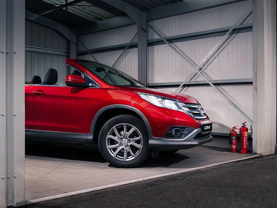 《愚人節限定》敞篷 Honda CR-V現身!  產品資訊讓人噴飯!