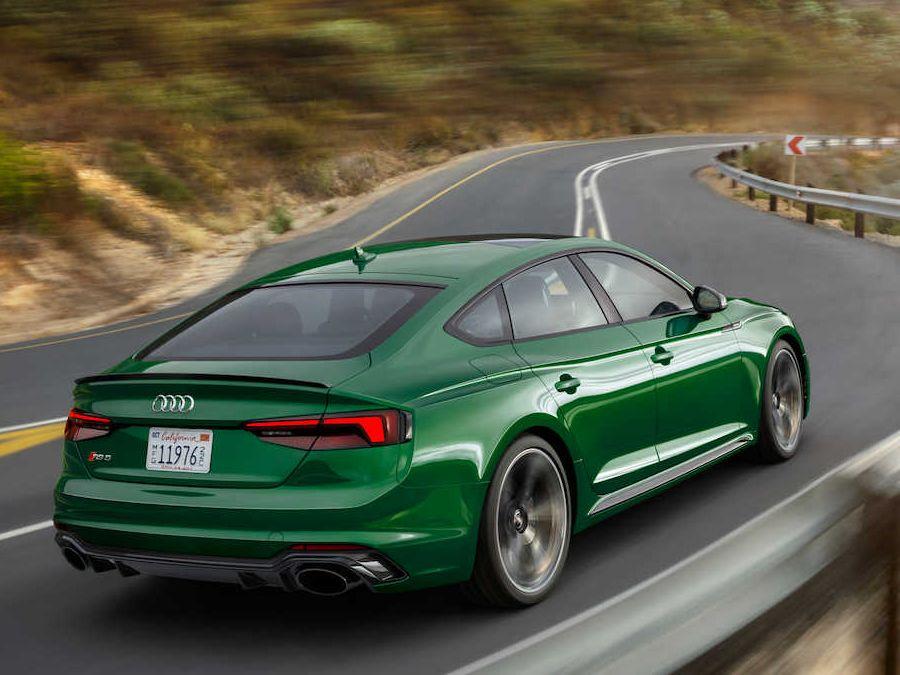 與雙門款一樣強悍!Aud 發表RS5 Sportback