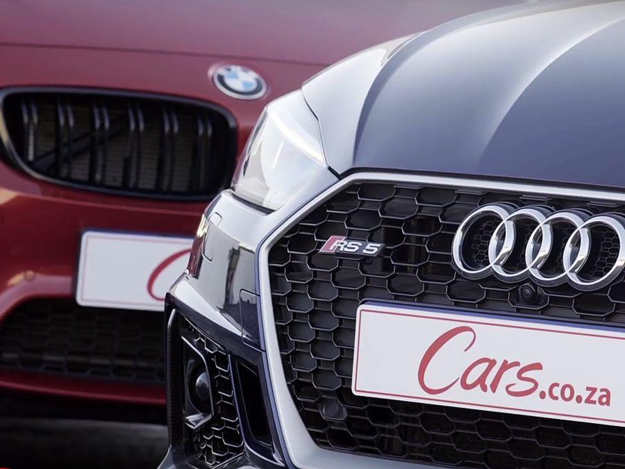 Audi RS5當然要找BMW M4尬一下啦!結果呢?
