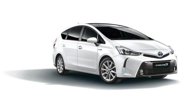市場唯一七人Hybrid MPV TOYOTA PRIUS α 安全大升級