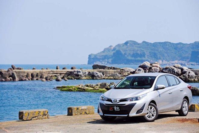 強打安全牌  Toyota Vios豪華型