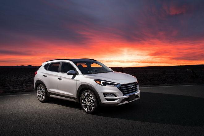 2018紐約車展:內外微整形 2019小改款 Hyundai Tucson帥氣登場
