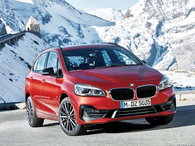 BMW 2 Series AT & 2 Series GT不可替代的重量級Mini MPV