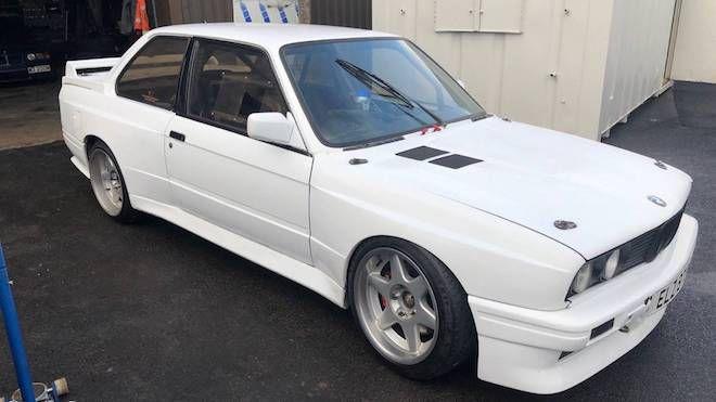BMW E30有什麼特別的?這輛直接改裝S2000引擎與中置機械增壓的E30才夠味!