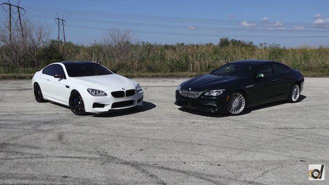 「終將一戰」BMW M6 Competition能否粉碎 Alpina B6 xDrive Gran Coupe?