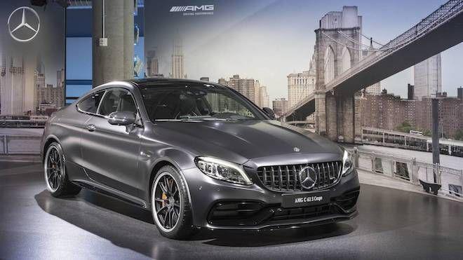 AMG Boss指出,在法規與Downsizing的衝擊下,下一代AMG C63將採用「Hybrid」!