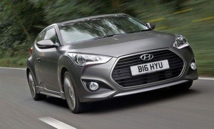 2014年度最佳進口小型車 Hyundai Veloster