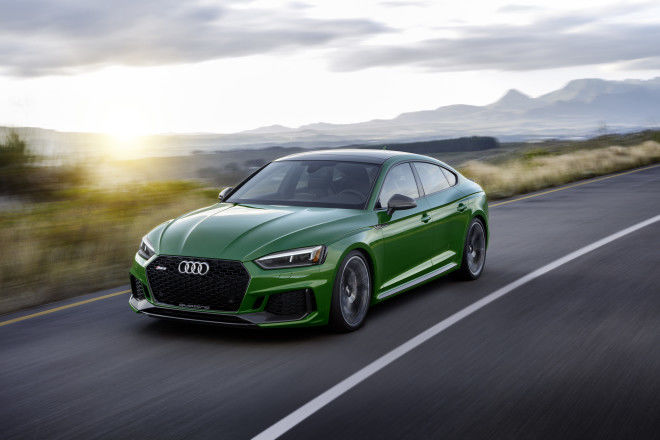 Audi A5家族車系 再添旗艦新作Audi RS 5 Sportback