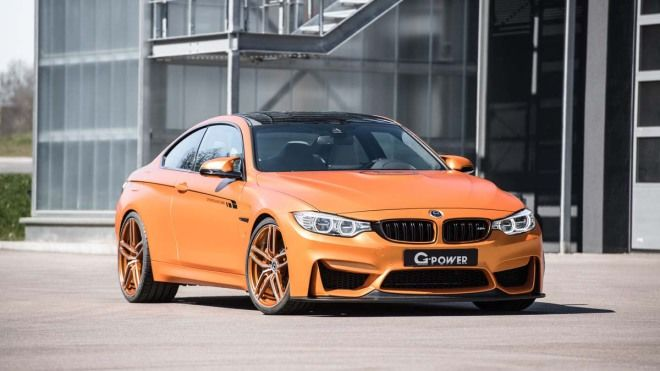 G-Power M4 or M4 GT4? 街車與廠車的邂逅