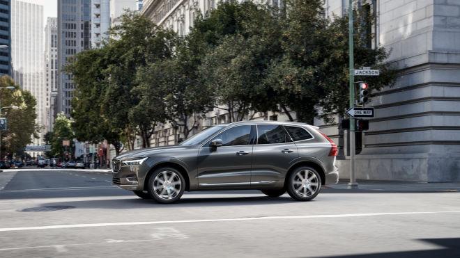 The New Volvo XC60 榮獲 2018 WCOTY 世界年度風雲車