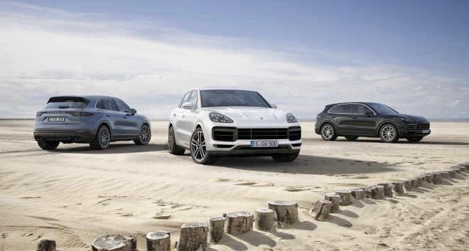 全新第三代Porsche Cayenne 正式在台上市