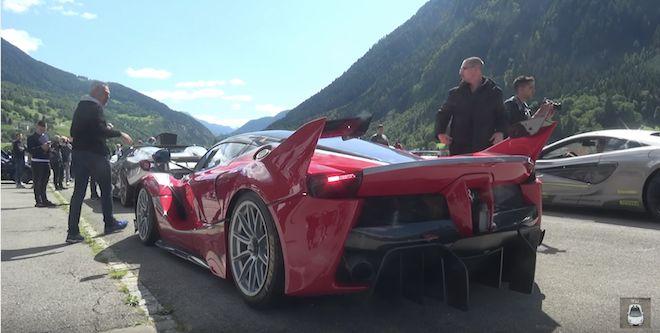 「絕無僅有」地表最貴直線賽,除了FXX-K、Carrera GT外,就連911 GT1也登場!