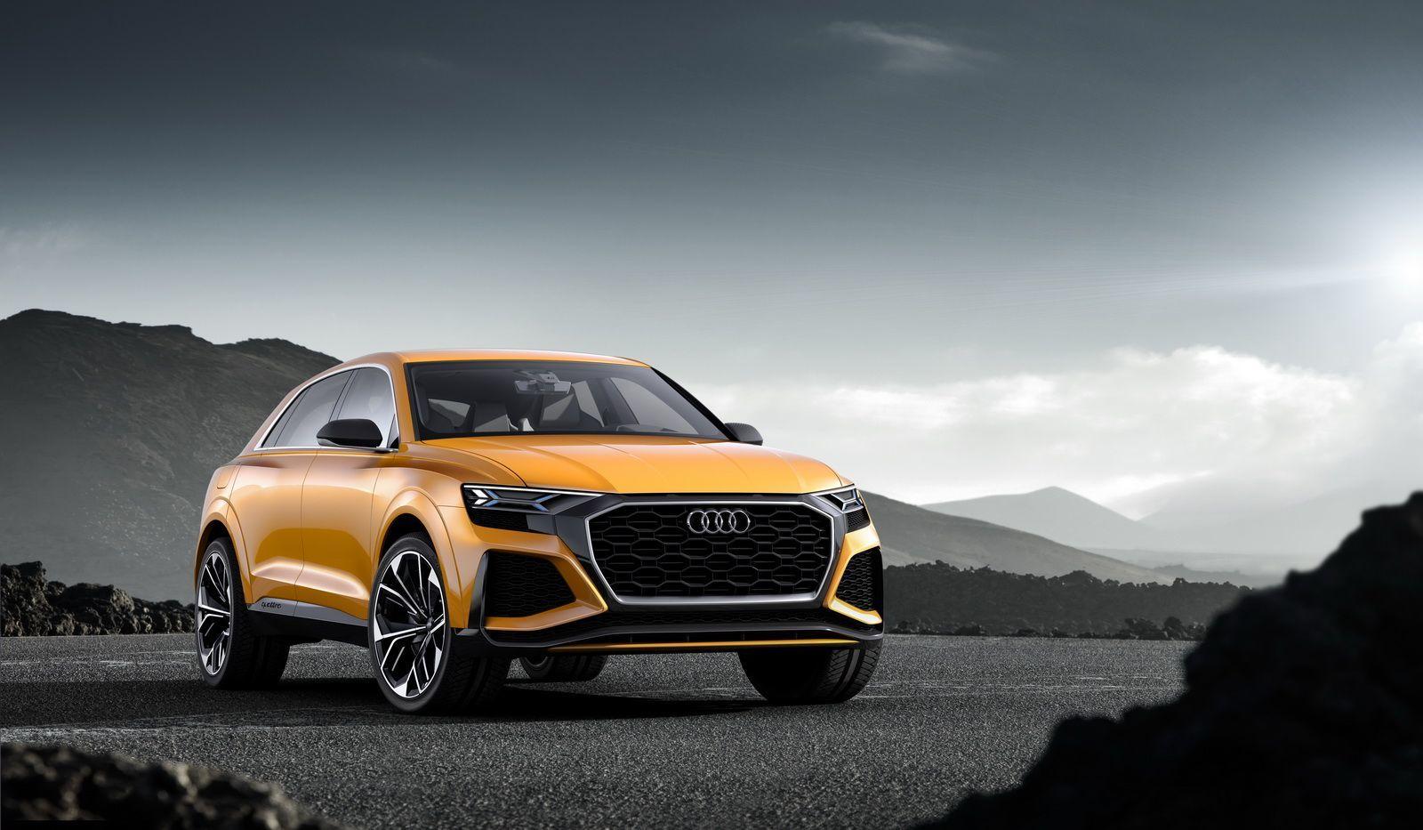 「Audi Sport 電氣化」在不久的將來,Audi RS系列車型將裝載Hybrid混合動力系統