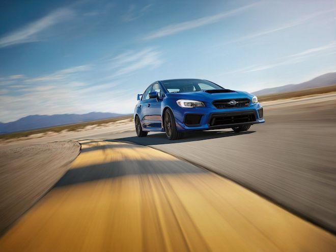 Subaru在全新世代的WRX車型上,將永不止息地燃燒手排魂!
