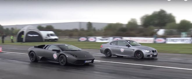 「G-Power 次元動力」賦予E92 M3足夠的能力與Lamborghini Murcielago一戰