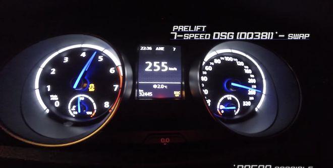 MK7 Golf R/ CJX Stage 3 CompSport 最大功率「515PS/593Nm」加速測試