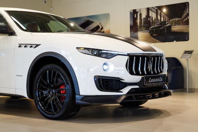 「碳化海神」Larte Design賦予 Maserati Levante高達「17件」碳纖維套件