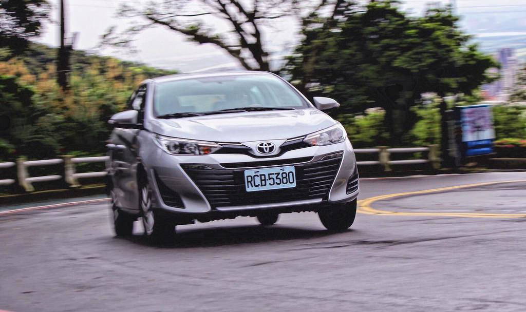 「拋除既定印象 擁抱極致安全」最超值的國民英雄 Toyota Vios小改款試駕