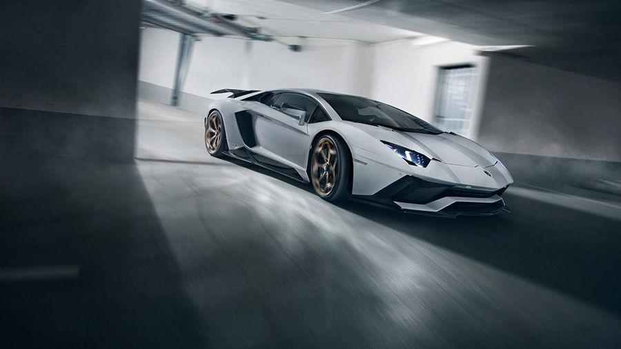 來自Novitec的魔法加持!Lamborghini Aventador S變得更輕更強悍!