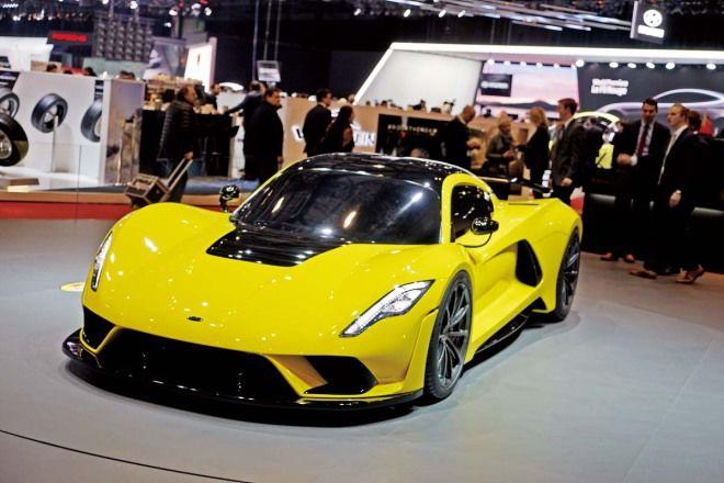 Hennessey Venom F5只為最速而來 0~300km/h可以在10秒內完成