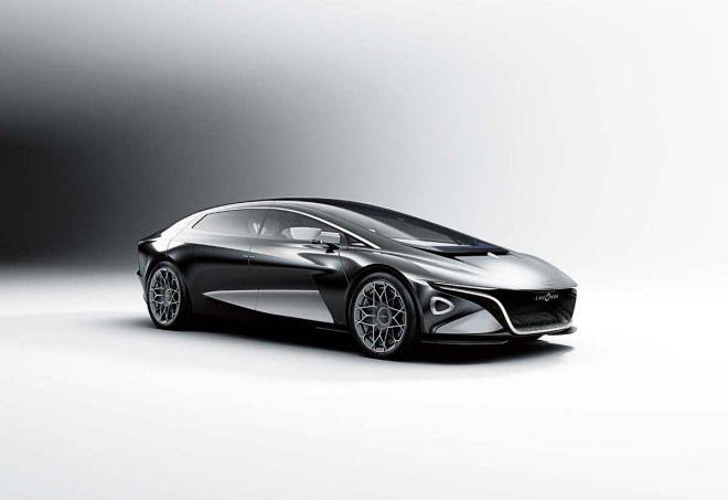 重啟經典的純電奢華跑房 Aston Martin Lagonda Vision Concept