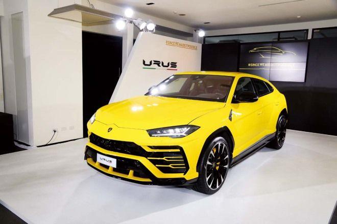 顛覆物種 最強神牛Lamborghini Urus