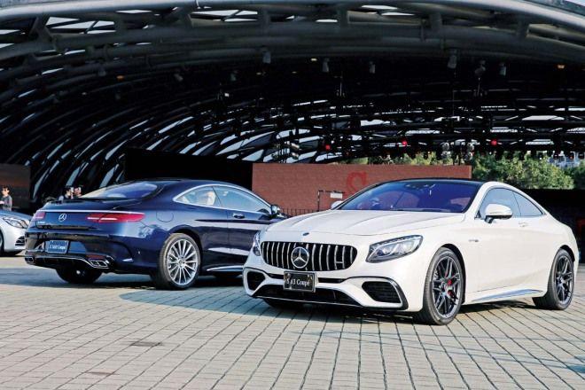 王之雙門Mercedes-Benz S-Class Coupe