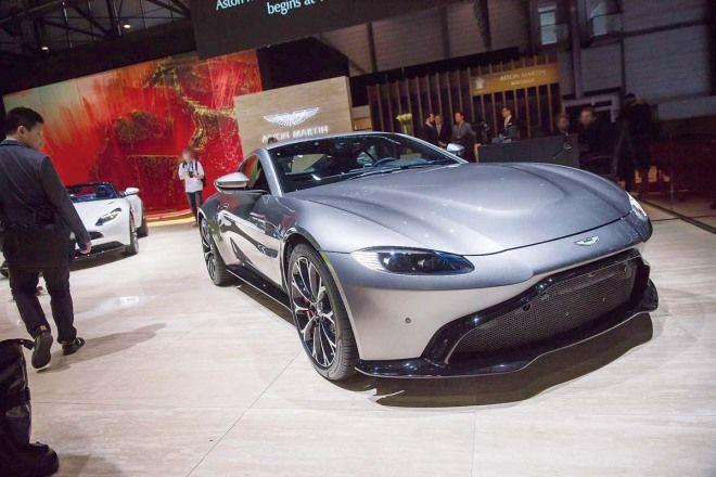 佔盡優勢Aston Martin Vantage幾乎可以媲美龐德坐駕DB11