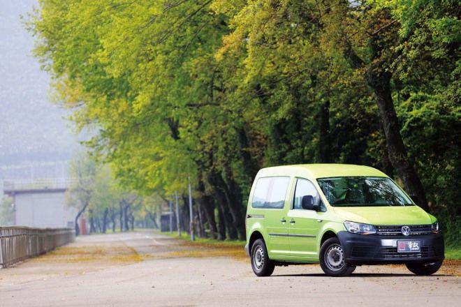 如意算盤VW Caddy Van