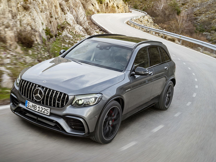 Mercedes-AMG GLC63 4MATIC+/ GLC63 S 4MATIC+ Coupé開放搶先預購中