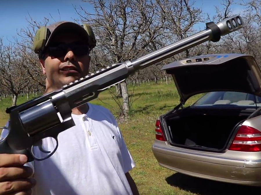 原廠賓士 S-Class防彈嗎?哪種槍最可怕?