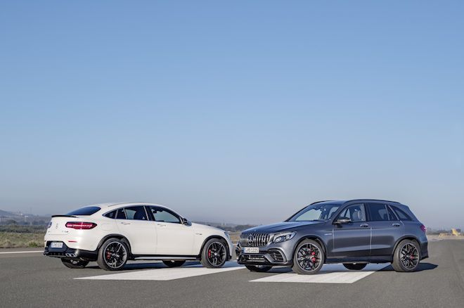 Mercedes-AMG王者武裝首度上身 Mercedes-AMG GLC63 4MATIC+/ GLC63 S 4MATIC+ Coupé連袂開放搶先預購中