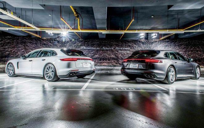 旅行優先Porsche Panamera Sport Turismo