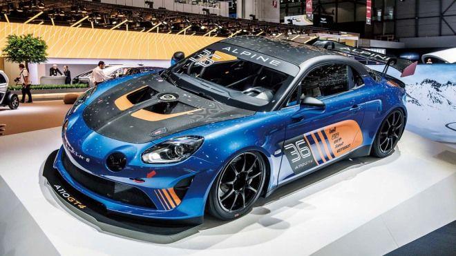 平民廠車Alpine A110 GT4親民卻有著上賽道的實力