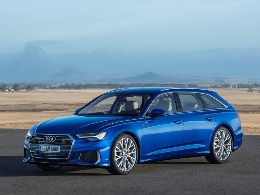 最美旅行車登場!Audi 發表A6 Avant